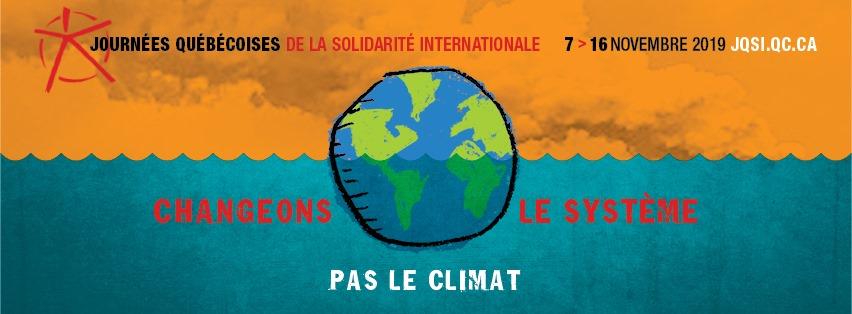 La Justice climatique à l'honneur durant les 23e JQSI