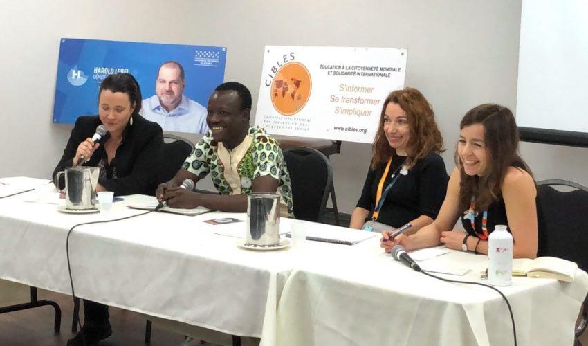 Bilan des Journées québécoises de la solidarité internationale pour une justice climatique